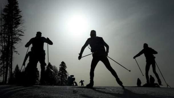 Российских лыжников дисквалифицировали пожизненно