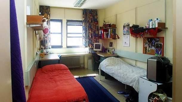 Входить в общежитии студенты могут в любое время суток