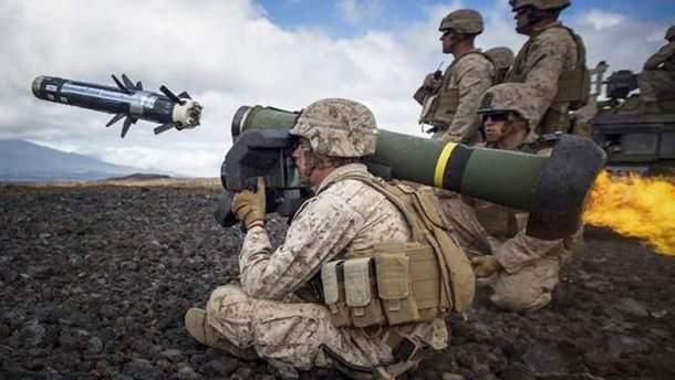 Летальна зброя для України вд США