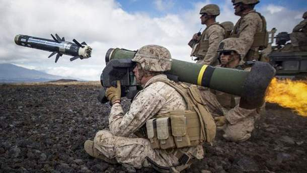 Летальное оружие для Украины от США
