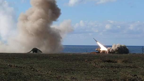 Воздушные Силы ВСУ испытывают зенитные управляемые ракеты