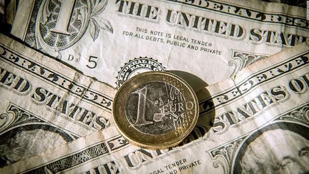Наличный курс валют 2 ноября в Украине