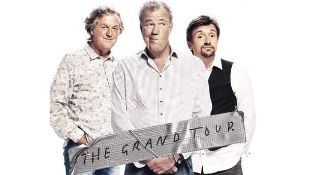 Шоу Кларксона The Grand Tour 2 сезон