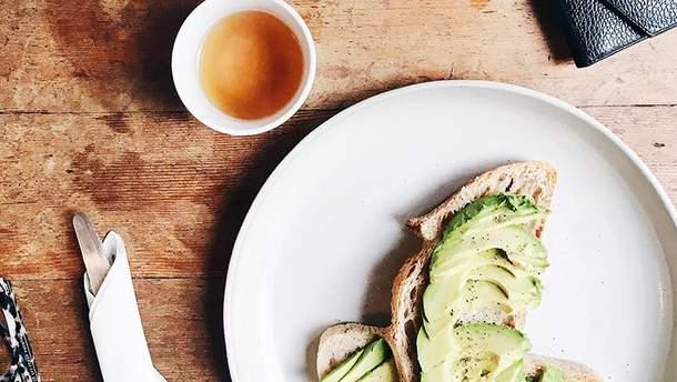 Рецепти швидких сніданків