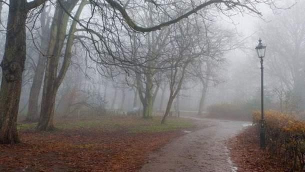 Прогноз погоди на 3 листопада в Україні