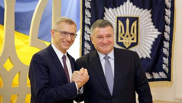 Україна готова надати Польщі базу даних кримінальних елементів
