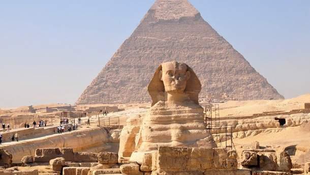 В пирамиде Хеопса впервые обнаружили потайную комнату