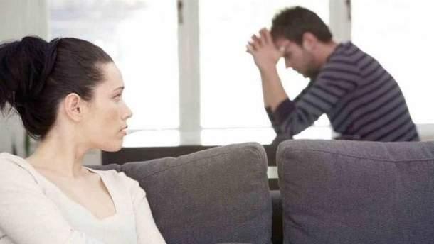 Через що пари розлучаються