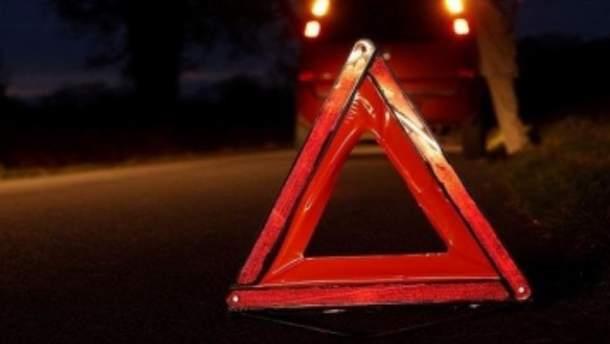 Смертельная авария произошла возле Львова