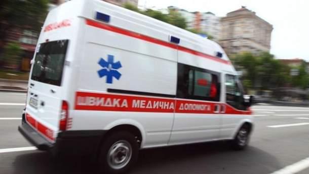 """Мужчина умер в """"скорой"""""""
