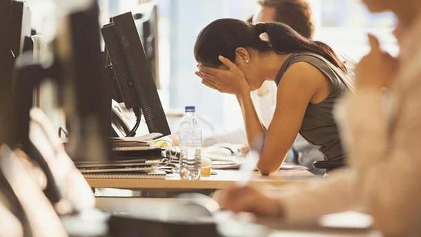 Як стрес впливає на ожиріння