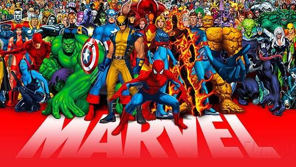 Лучшие фильмы от Marvel