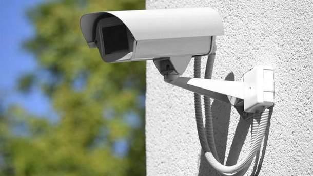 В Киеве установят до 10 тысяч видеокамер в многолюдных местах