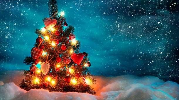 В январе украинцы будут иметь 6 праздничных выходных
