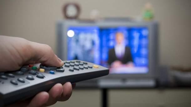 Россия прекращает сотрудничество с Украиной в телевизионной сфере