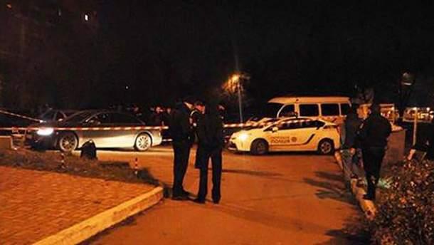 Уголовная ночь в Украине