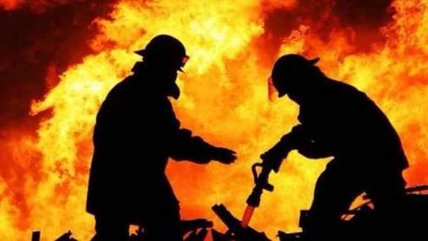 Рекордная смертность на пожарах