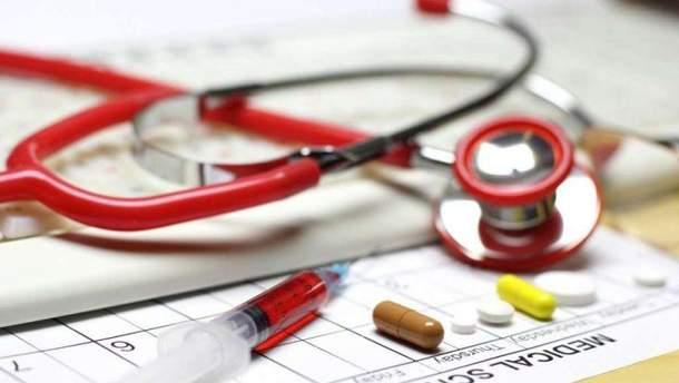 Реформа медицини