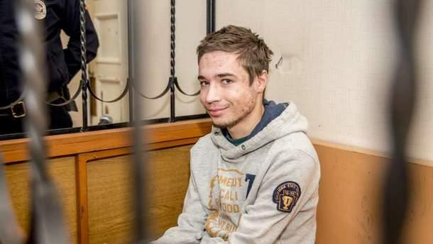 Грыба будут судить по скайпу в России