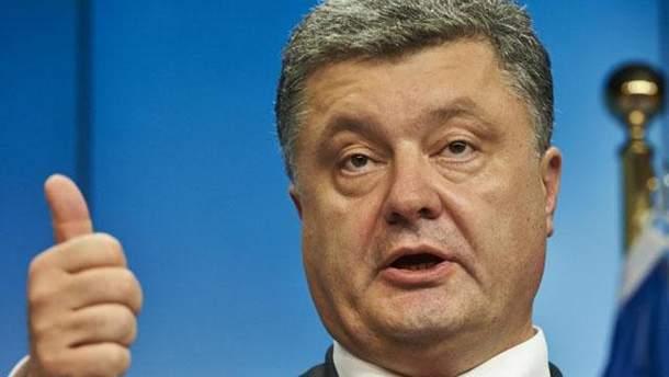Порошенко похвалив рішення суду щодо Колмогорова