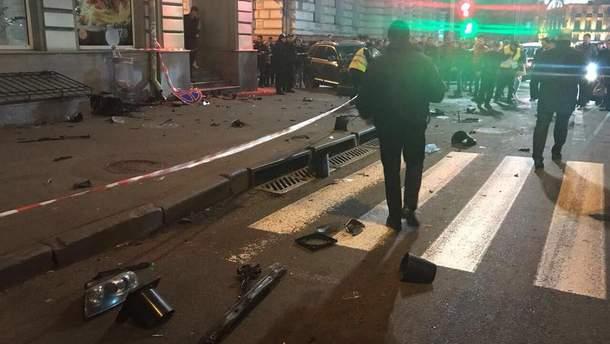 Резонансное смертельное ДТП в Харькове