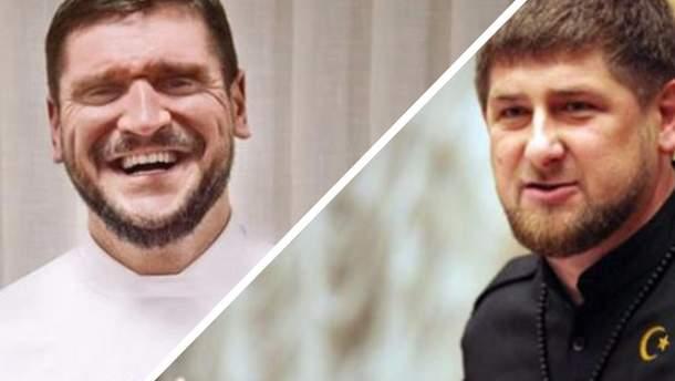 Сомнительный пример для Савченко