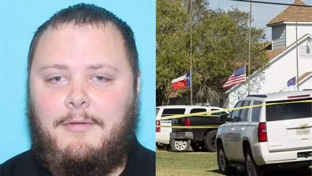 Девин Патрик Келли мог расстрелять людей в Техасе из-за ссоры с тещей