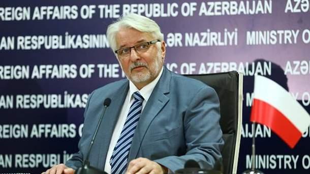 Ващиковский не  будет рекомендовать Дуде осуществлять визит в Украину
