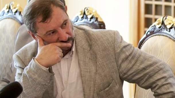 Въезд в Украину запретили российскому журналисту Захару Виноградову
