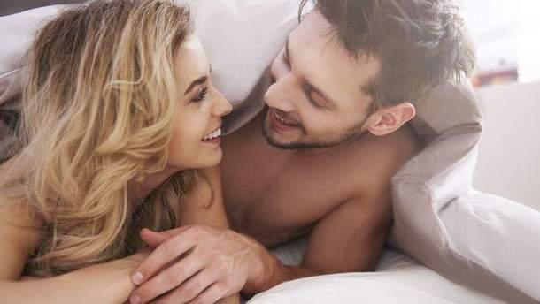 Жене хватает секса один раз в неделю