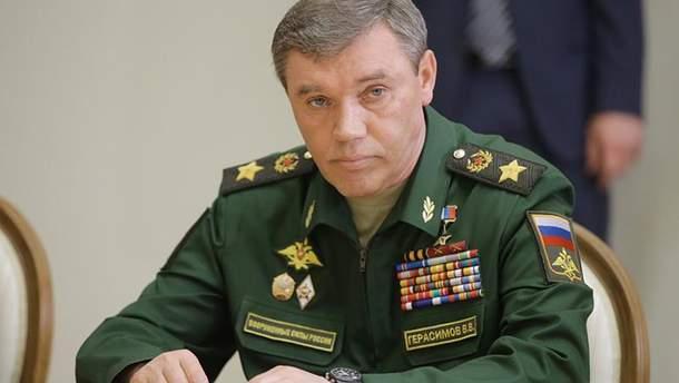Росія створила у Криму повноцінне угрупування військ, заявив Герасимов