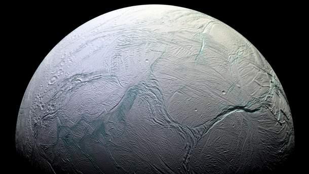 Супутник Сатурна Енцелад