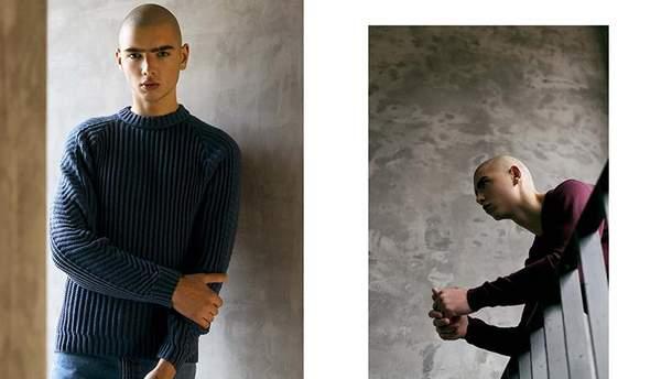 Реван Палюх снялся для украинского бренда