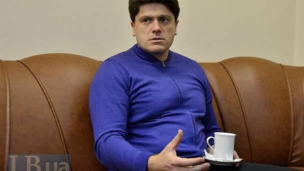 Иван Винник не вносил поправку в законопроект по Донбассу о разрыве дипотношений с Россией