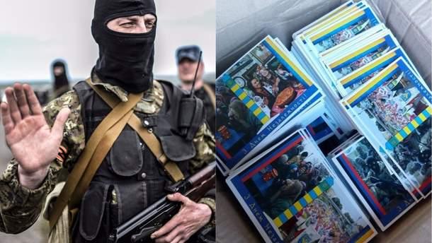 """Боевики """"ДНР"""" недовольны появлением проукраинских листовок"""