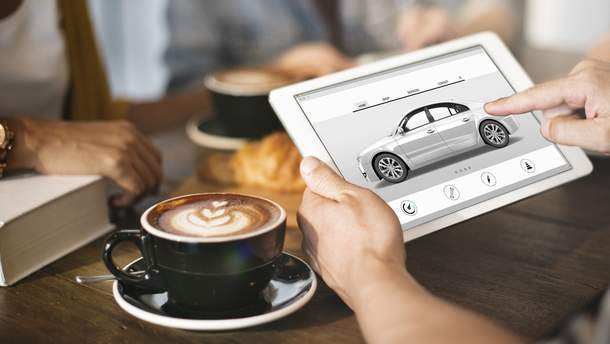 Продажи автомобилей онлайн в Великобритании стремительно растут в 2017 году
