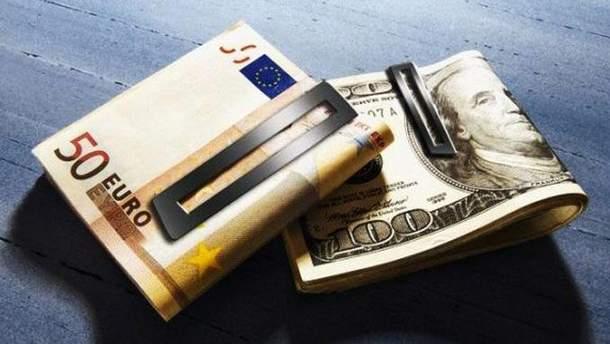 Готівковий курс валют 8 листопада в Україні