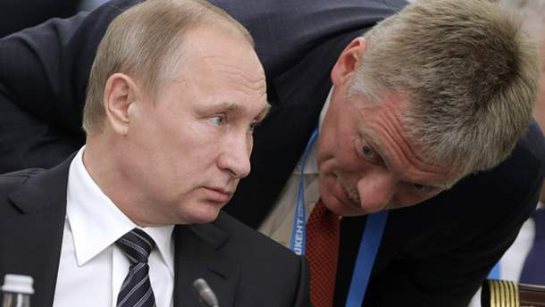 Возможеный разрыв дипломатических отношений между Украиной и Россией прокомментировали у Путина