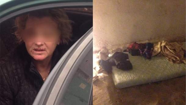 На Київщині поліція звільнила з полону літню жінку