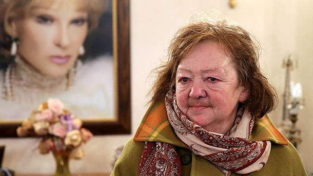 Умерла дочь Людмилы Гурченко Мария Королёва