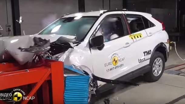 Найбезпечніші автомобілі 2017