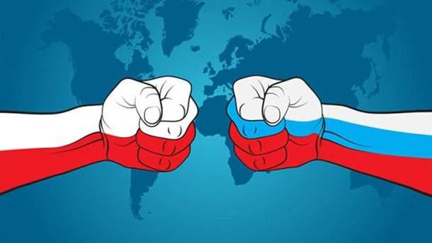 Польща – Росія