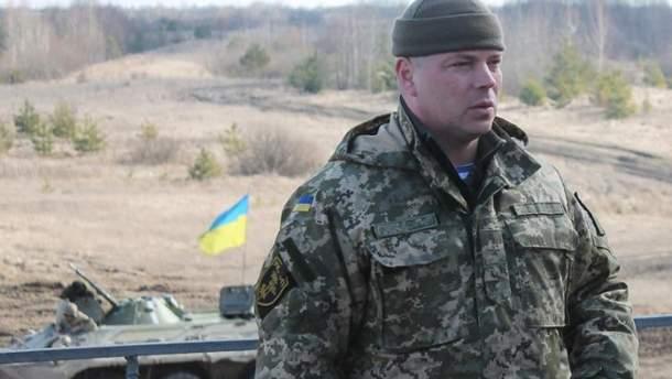Михаил Забродский стал новым командующим сил АТО
