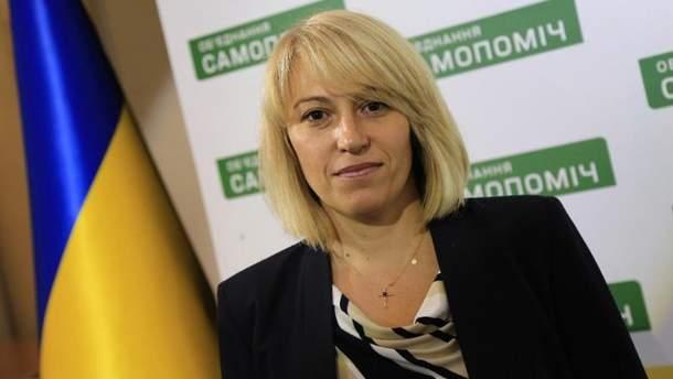 Альона Бабак просить Раду забрати в неї мандат