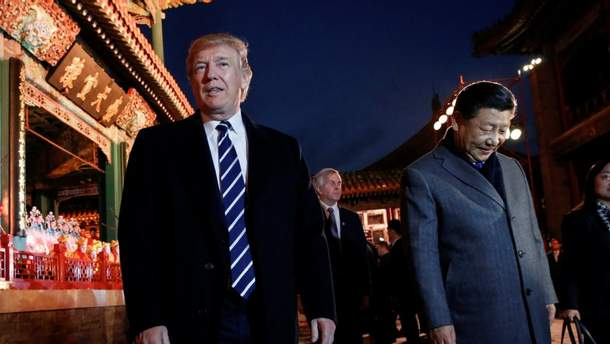 Трамп передает мировое лидерство Китаю?