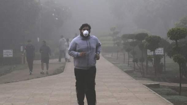 Столицю Індії накрив смог