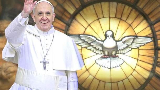 Папа Римский пожелал украинцам мира