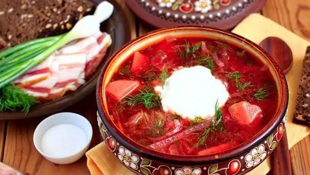 Климкин угостил иностранных дипломатов национальными блюдами