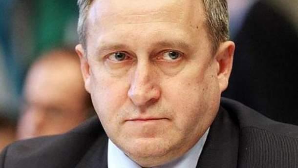 Наразі немає підтвердження заборони в'їзду до Польщі Володимиру В'ятровичу