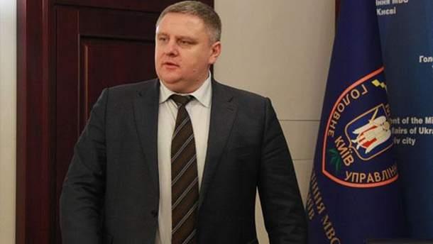 Крищенко фігурує у справі про стрілянину в Княжичах
